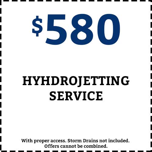 Hydrojetting Coupon