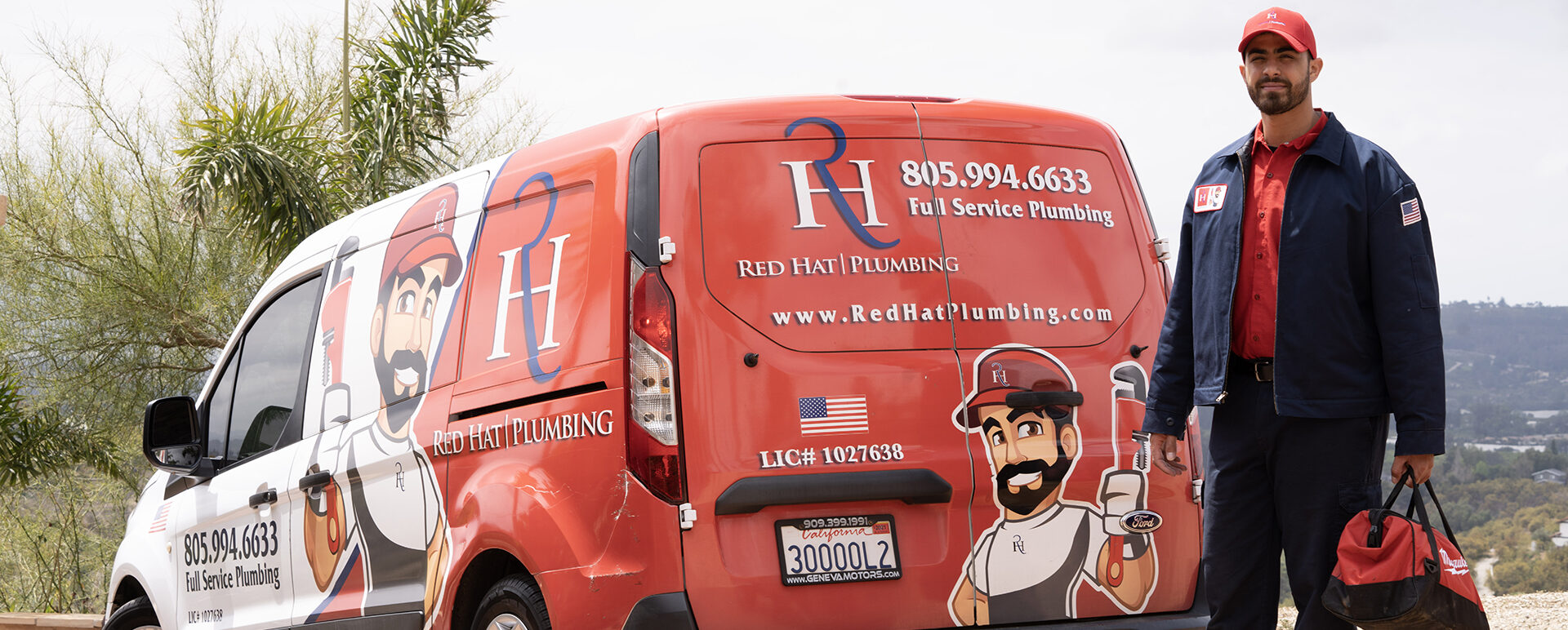 Clogged Sewer & Drain Cleaning - Red Hat Plumbing
